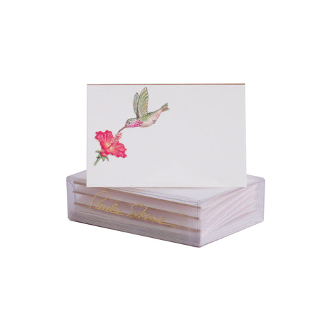 Hummingbird Enclosure Cards