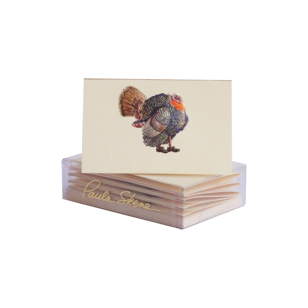 Turkey Enclosure Cards