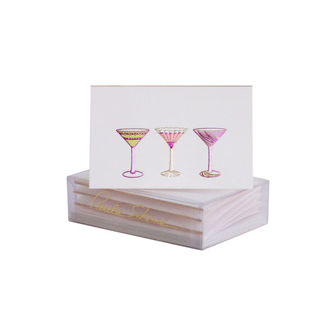 Martini Medley Enclosure Cards