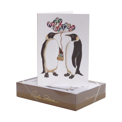 Birthday Penguins