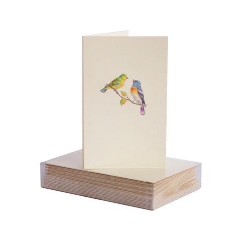 Bird Duo Boxed Mini Note