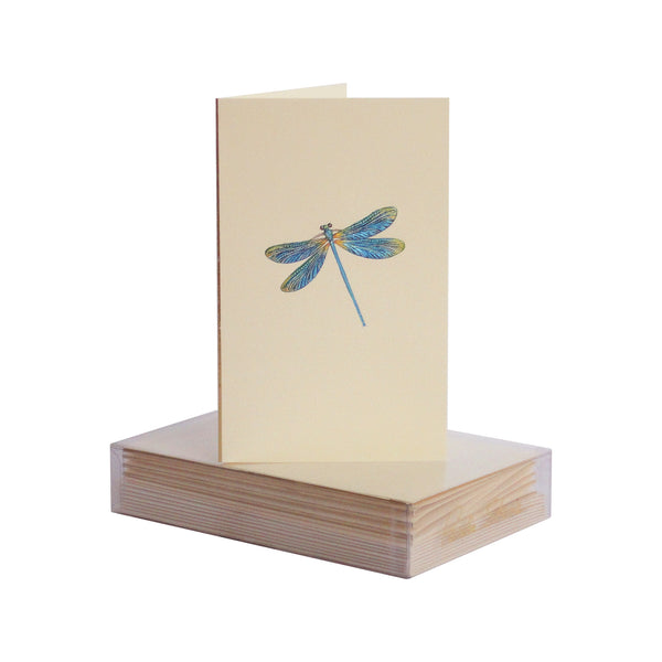 Dragonfly Boxed Mini Note