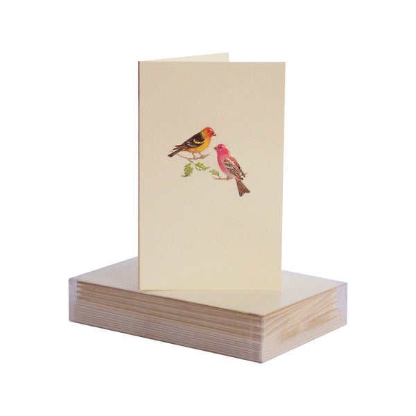 Tanager & Mate Boxed Mini Note
