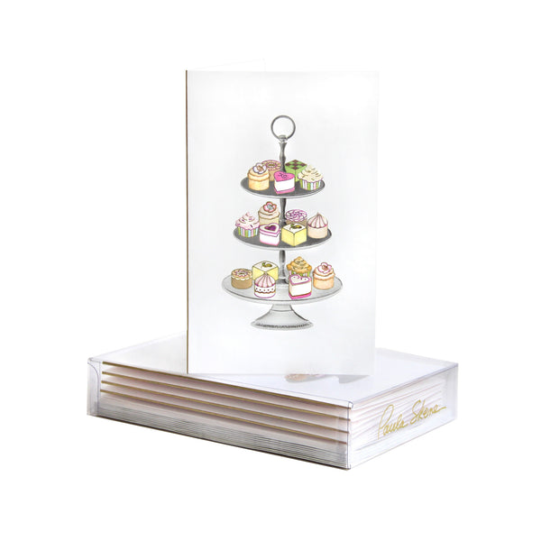 Petit Fours Boxed Mini Note