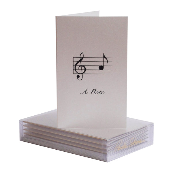 A Note Boxed Mini Note
