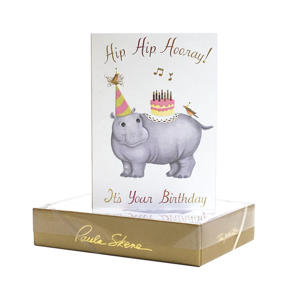 Hip Hip Hooray Hippo