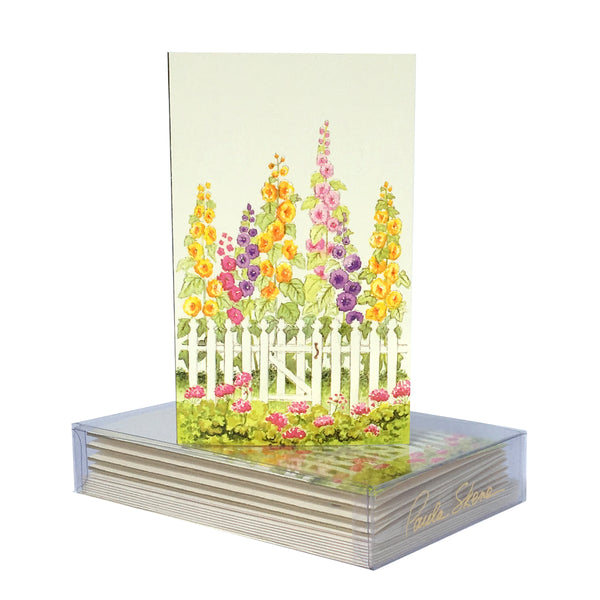 Picket Fence Boxed Mini Note
