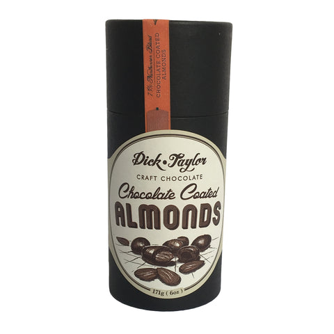Dick Taylor Chocolate Covered Almonds