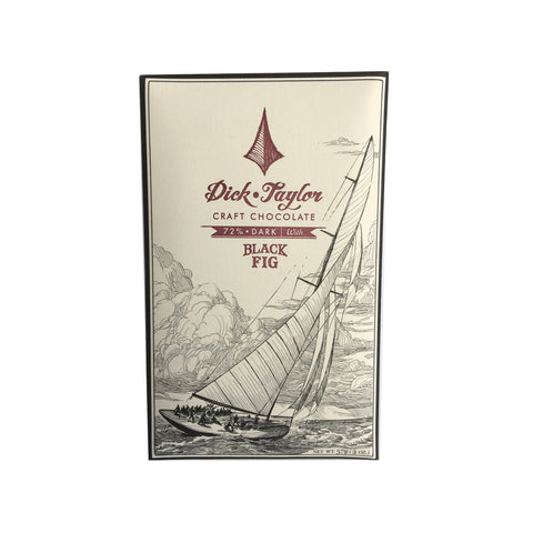 Dick Taylor Organic Chocolate Bar (Black Fig)