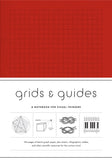 Grids & Guides Notebook (Red)