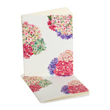 Hydrangea Pattern Pocket Notebook