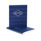 Notes (Navy) Pocket Notebook