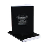 Typewriter Pocket Notebook