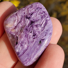 Load image into Gallery viewer, Russian Charoite Cabochon