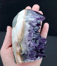 Load image into Gallery viewer, Polished Free Standing Amethyst
