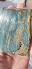 "Load image into Gallery viewer, 3"" Gary Green Jasper Freestanding (Larsonite)"