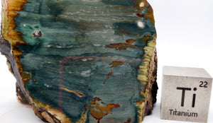 Gary Green Jasper (Larsonite) | McDermitt Oregon