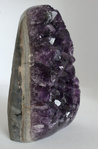 "4.5"" Polished Free Standing Amethyst 