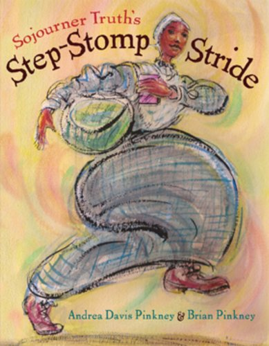 Sojourner Truth Step Stomp Step