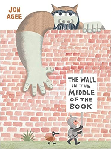 Wall Middle of Book