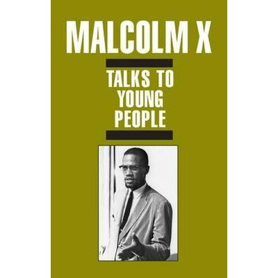 Malcolm X Talks to Young People (pamphlet)