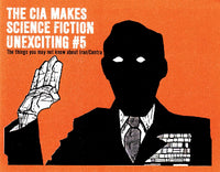 The CIA Makes Science Fiction Unexciting #5: The Things You May Not Know about Iran/Contra