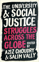 The University and Social Justice