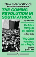 Coming Revolution in South Africa