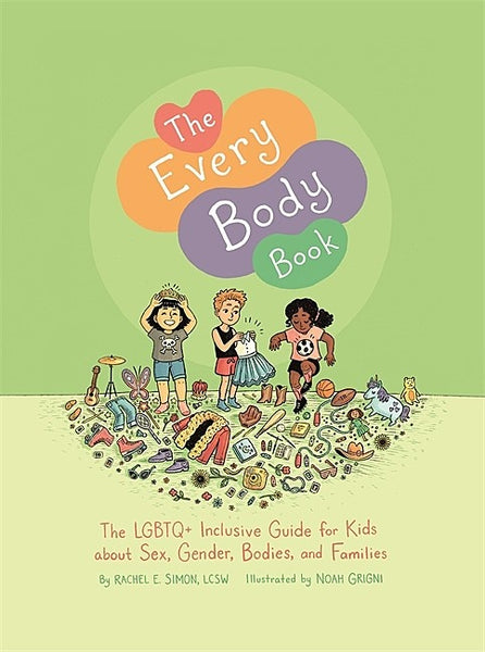 Every Body Book