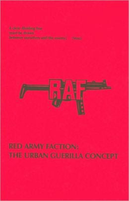 Red Army Faction: The Urban Guerilla Concept