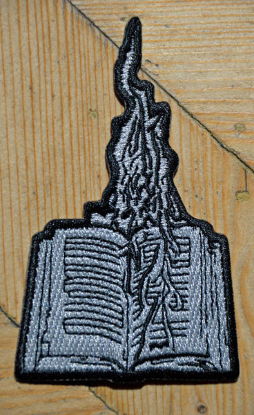 Burning Books Patch