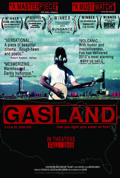 Gasland: Can You Light Your Water On Fire?
