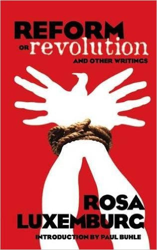 Reform or Revolution cover