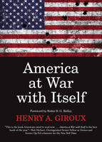 America at War with Itself cover