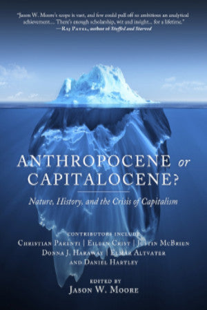 Anthropocene or Capitalocene cover