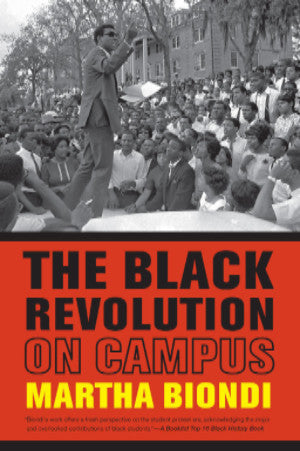 Black Revolution on Campus cover