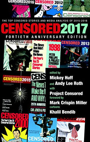 Censored 2017 cover