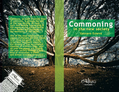 Commoning in the New Society cover