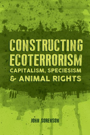Constructing Ecoterrorism cover