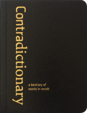Contradictionary cover