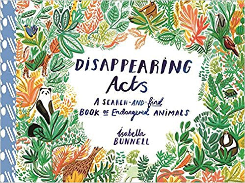 Disappearing Acts cover