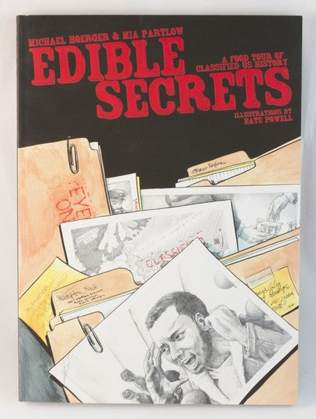 Edible Secrets