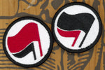 Antifa Flag Patch