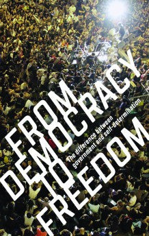 From Democracy to Freedom cover