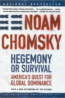 Hegemony or Survival cover