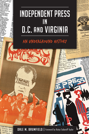 Independent Press in DC and Virginia cover