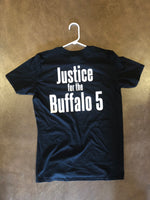 justice for buffalo back