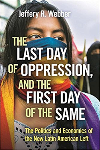 Last Day of Oppression cover