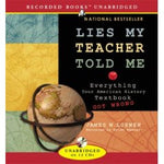 Lies My Teacher Told Me (12 CD Set)