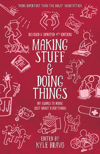 Making Stuff and Doing Things cover